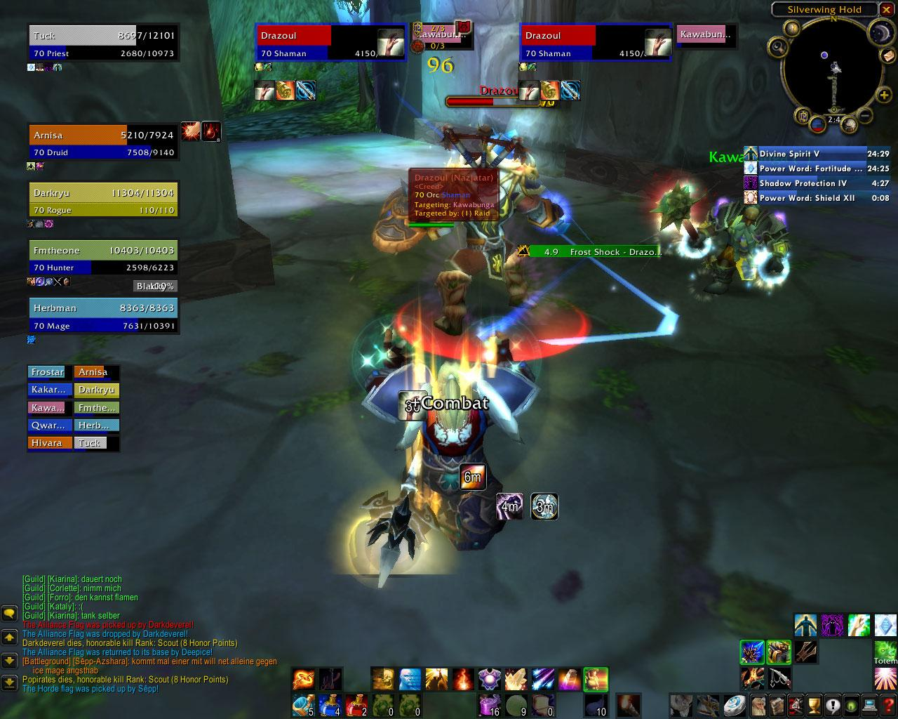 Basic world of warcraft gaming experince guide